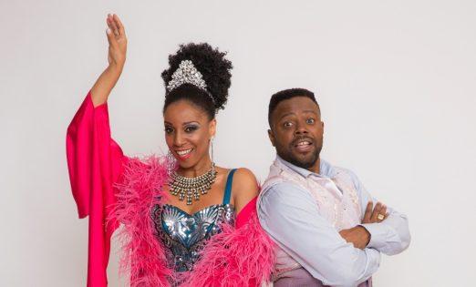 """Adriana Lessa e Érico Brás estrelam """"Musical Popular Brasileiro"""" em SP – Foto: João Caldas/Divulgação"""